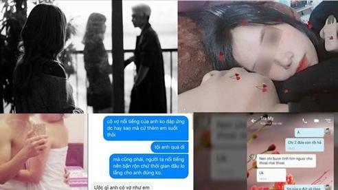 Hoang mang tột độ khi phát hiện chồng ngoại tình cùng lúc 4 người phụ nữ