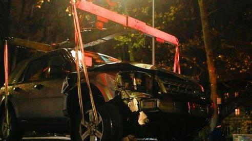 Đức: Xe 'điên' phóng cuồng vào phố đi bộ giết chết 5 người