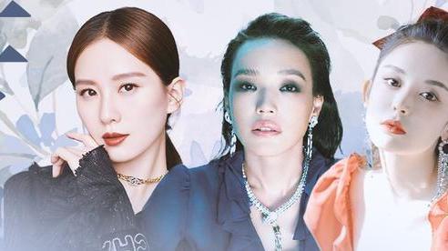 Dàn mỹ nhân Hoa ngữ là minh chứng cho việc 'xinh đẹp thôi chưa đủ, quan trọng là khí chất': Cổ Lực Na Trát mãi không sánh bằng 'tình cũ Phùng Thiệu Phong'