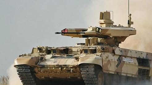 Nga biên chế thiết giáp BMPT 'kẻ hủy diệt' có khả năng sống sót sau chiến tranh hạt nhân