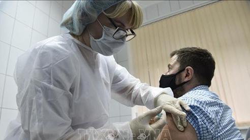 Nga thông báo kế hoạch tiêm chủng vaccine ngừa COVID-19 quy mô lớn