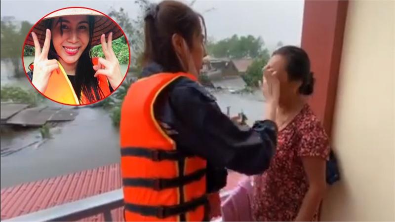 Thủy Tiên tuyên bố sau lũ ngoài xây lại nhà cho người dân còn xây thêm nhà tập thể đề phòng mưa bão