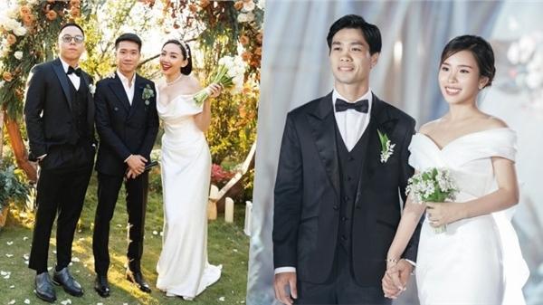 Xem ảnh cưới Công Phượng - Viên Minh, Tóc Tiên phát hiện 'có nét giông giống mình'