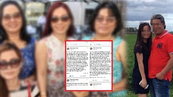 Vụ cháu gái cướp chồng dì ruột: Khó hiểu khi những người dì khác lại công khai bênh cháu