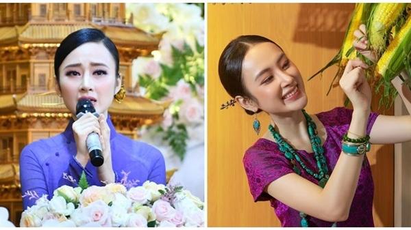 Sau thời gian an yên bỗng dính tin đồn 'giỏi nói đạo lý nhưng lại thích sân si', Angela Phương Trinh lên tiếng đáp trả