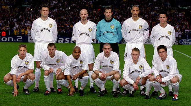 Leeds United từng là tập thể đặc biệt của Premier League
