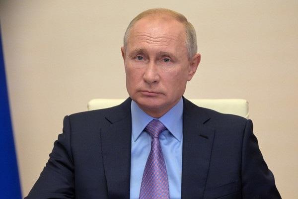 Thông tin Tổng thống Nga Putin tiêm vắc-xin thử nghiệm phòng Covid-19 đã bị bác bỏ. (Ảnh: Sputnik)