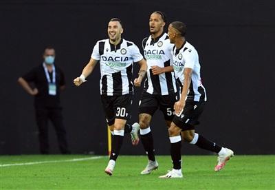 Ilija Nestorovski gỡ hòa cho chủ nhà Udinese
