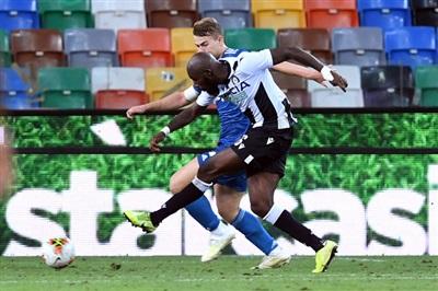Seko Fofana vượt qua De Ligt, ghi bàn phút 90+2