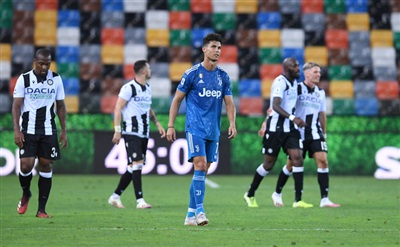 Ronaldo bàng hoàng khi trận đấu kết thúc
