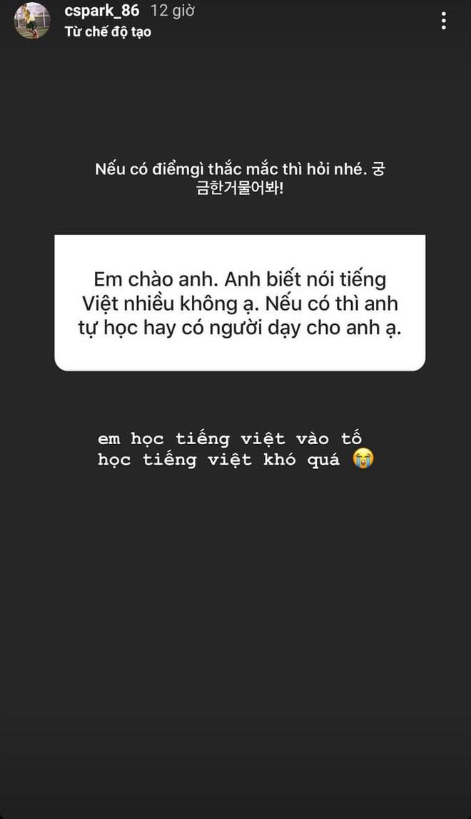 Con trai HLV Park Hang-seo đang học thêm tiếng Việt, tiết lộ món ăn khoái khẩu là đặc sản Hà Nội