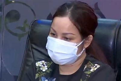 Nguyễn Thị Dương - vợ Đường 'Nhuệ' - Ảnh: VTV
