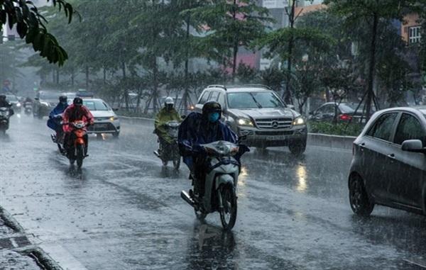 Hà Nội và khu vực Bắc Bộ chuẩn bị đón đợt mưa lớn kéo dài. (Ảnh minh họa)