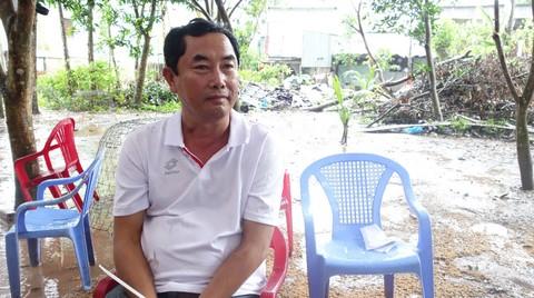 Chủ trường gà Nguyễn Ngọc Thuận