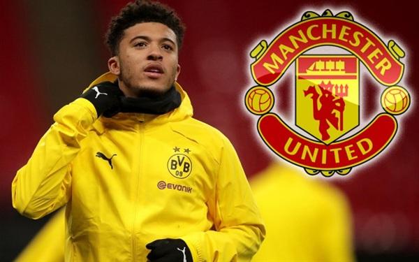Sancho sẽ nhận mức lương không tưởng nếu cập bến Man United.