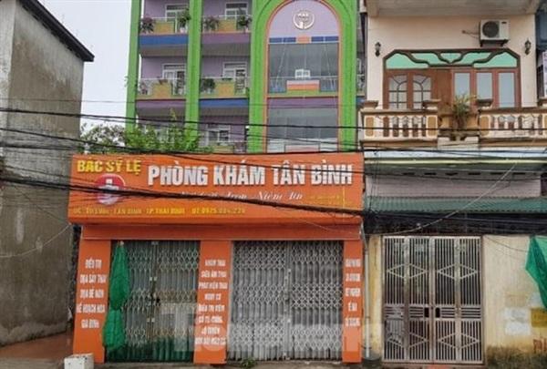 Ngôi nhà của bà L. Ảnh báo Tiền Phong.