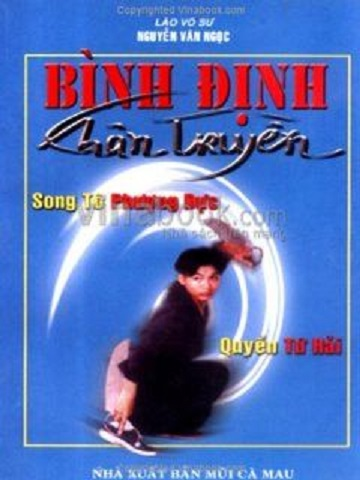 Một cuốn sách khác về võ Bình Định được viết bởi võ sư Nguyễn Văn Ngọc.