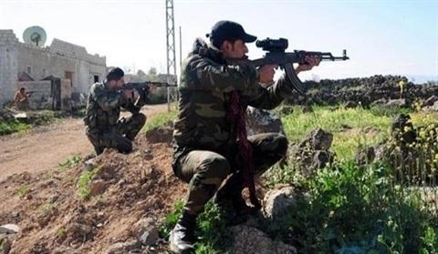 Đặc nhiệm Syria bị cáo buộc đã tìm cách phá hủy trạm trinh sát và chế áp điện tử của Israel