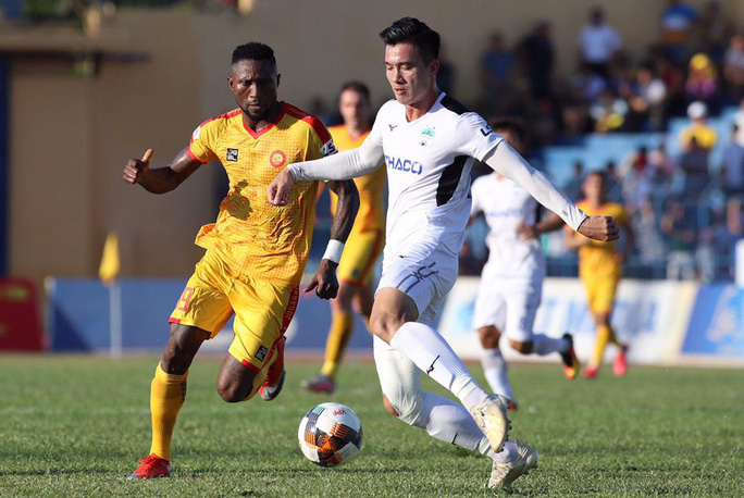 Các cầu thủ Thanh Hóa đã được xả trại trong khi lãnh đạo CLB gửi thông báo ngừng đá V-League 2020 đến VFF và VPF