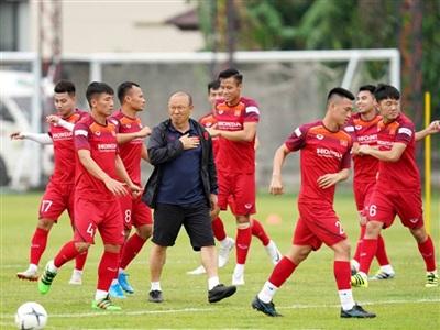 Tuyển Việt Nam chốt lịch thi đấu tại vòng loại World Cup 2022