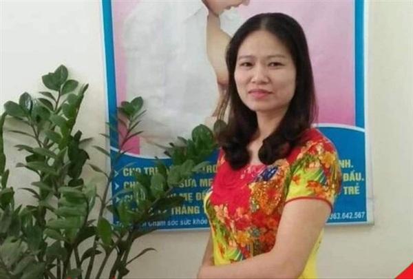 Bà Chử Thị Mỹ Lệ bị đình chỉ công tác, bị bắt tạm giam về hành vi 'Giết người' ảnh: Hoàng Long/Tiền Phong
