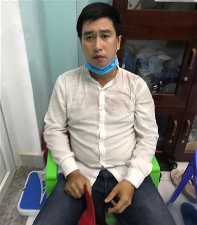 Phan Quang Hùng đã bị khởi tố bị can