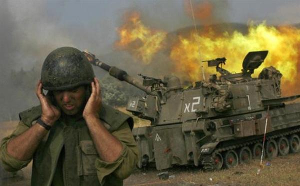 Ảnh minh họa về cuộc đối đầu giữa Israel và Hezbollah. Nguồn; thetimes.co.uk