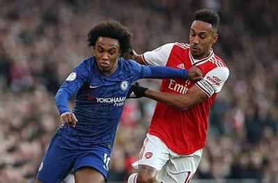Willian chuẩn bị gia nhập đội bóng cùng thành phố Chelsea