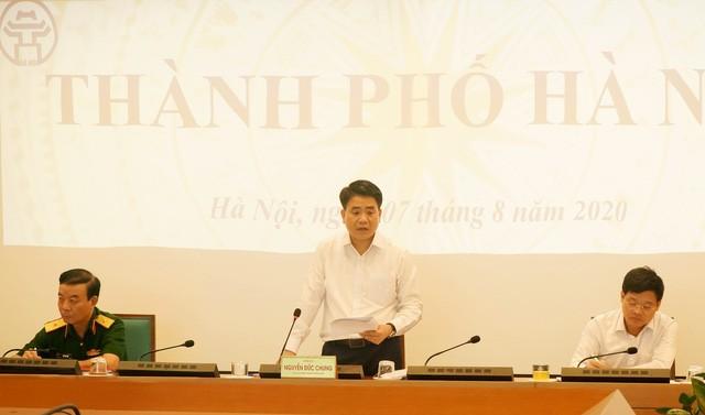 Tất cả các ca mắc mới ở Hà Nội đều liên quan đến Đà Nẵng. Ảnh: Hải Lê