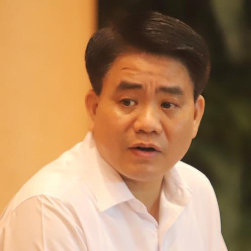 Chủ tịch UBND TP Nguyễn Đức Chung