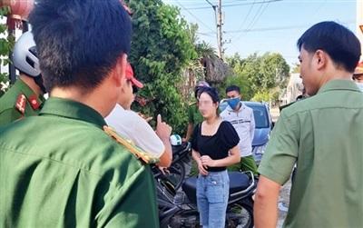 Công an tỉnh Quảng Nam phát hiện 21 người Trung Quốc nhập cảnh trái phép