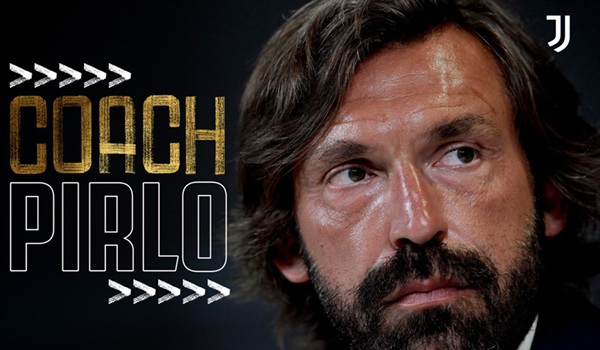 Andrea Pirlotrở thành tânHLV trưởng Juventus