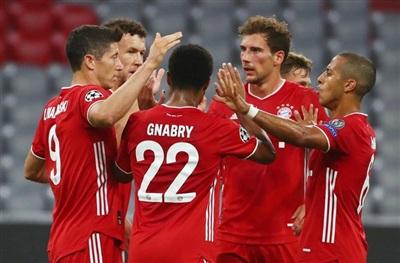 Bayern Munich chờ chạm trán Barcelona