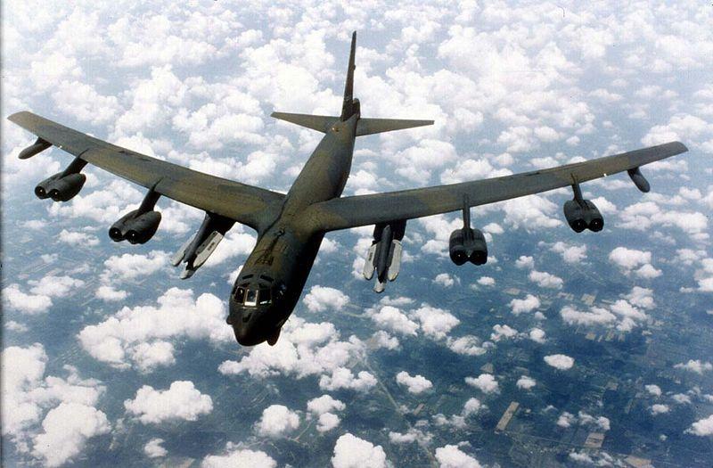 Siêu pháo đài bay B-52. (Nguồn: National Interest)