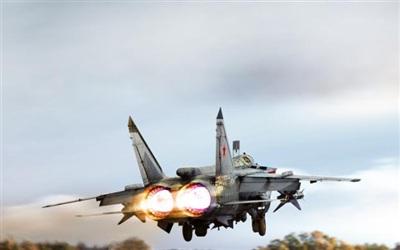 Tiêm kích MiG-31 của Nga sở hữu khả năng tiêu diệt vệ tinh 'độc nhất vô nhị'.
