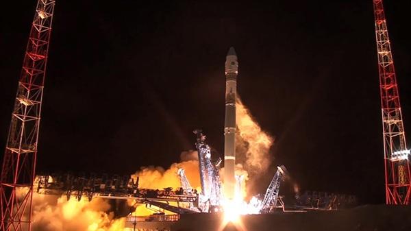 Nga phóng vệ tinh Kosmos 2542 lên quỹ đạo