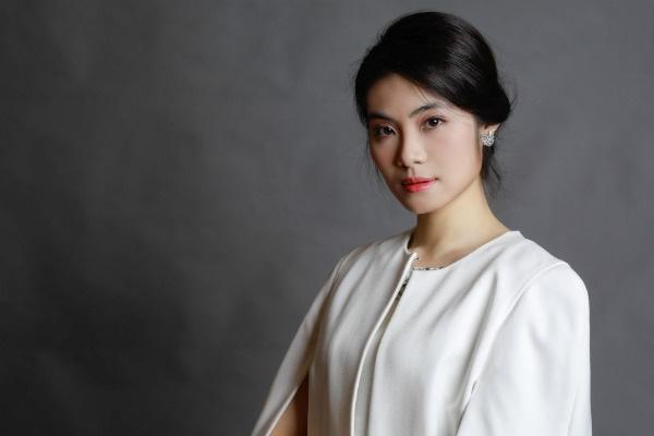 Quỳnh Ngọc là một doanh nhân tài năng.