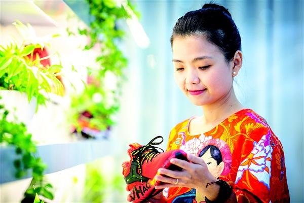Vưu Lệ Quyên và câu chuyện đưa sản phẩm Việt tỏa sáng trên thị trường Việt.