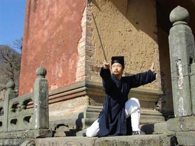 Chưởng môn Võ Đang, Trần Sư Hành.
