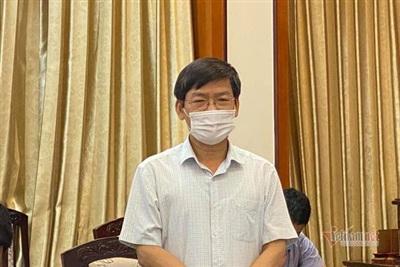 PCT UBND tỉnh Hải Dương Lương Văn Cầu thông tin F1 đang tăng lên rất nhanh