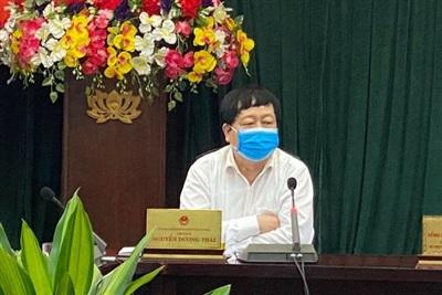 Chủ tịch UBND tỉnh Hải Dương nêu quyết tâm, không để địa phương thành ổ dịch