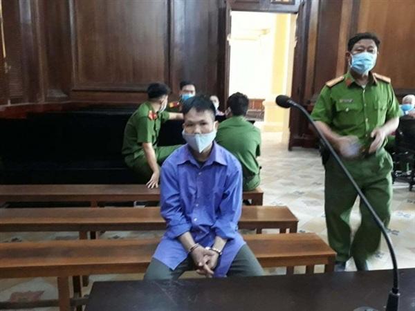Hạ tại phiên xét xử sơ thẩm - Ảnh: Báo Giao thông