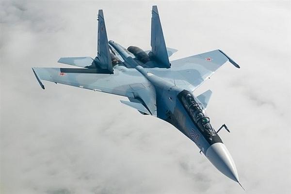 Tiêm kích Su-30SM của Nga. Ảnh: Arhiva