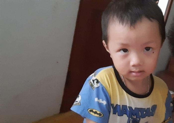 Bé Nguyễn Gia Bảo.
