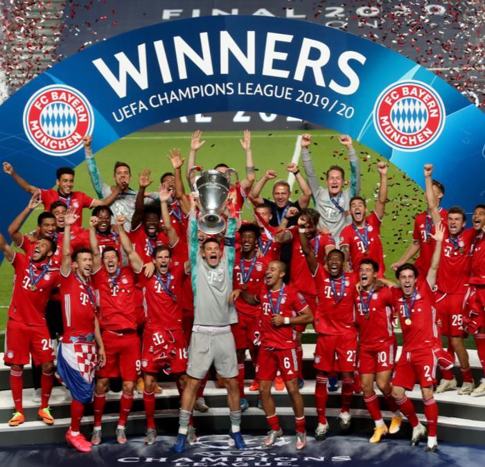 Bayern Munich đăng quang vô địch C1/Champions League lần thứ 6 trong lịch sử, đồng thời trở thành nhà vô địch đầu tiên sở hữu thành tích toàn thắng từ đầu giải.