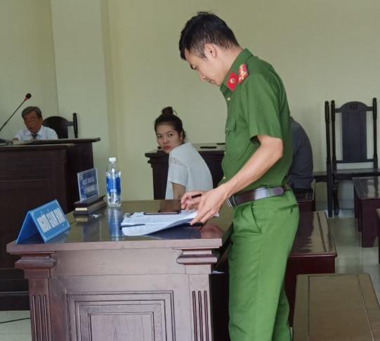 Bị cáo Hà bị truy tố về tội 'Giết người'