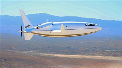 Sau bao ngày chờ đợi, chiếc máy bay có hình viên đạn Celera 500L cuối cùng đã được ra mắt. Ảnh: Otto Aviation