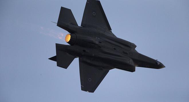 Máy bay chiến đấu tàng hình F-35 Không quân Israel. Ảnh: Sputnik