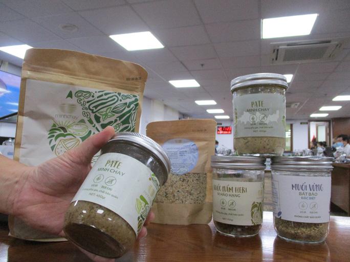 Pate Minh Chay và một số sản phẩm Minh Chay khác đã được Ban Quản lý An toàn thực phẩm TP HCM thu hồi