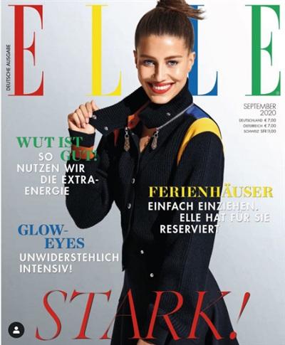 Nicole Poturalski là người mẫu Đức. Cô sinh năm 1993, kémBrad Pitt 30 tuổi.